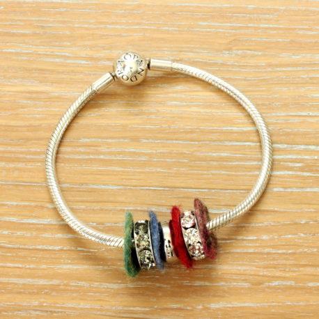 Bracelet Perles Charm Yoelys